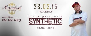 Black Party with SYNTHETIC